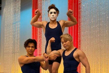 """西川貴教「僕に筋肉の仕事を振らないでほしい」キャラ被る""""後輩""""に気遣い"""