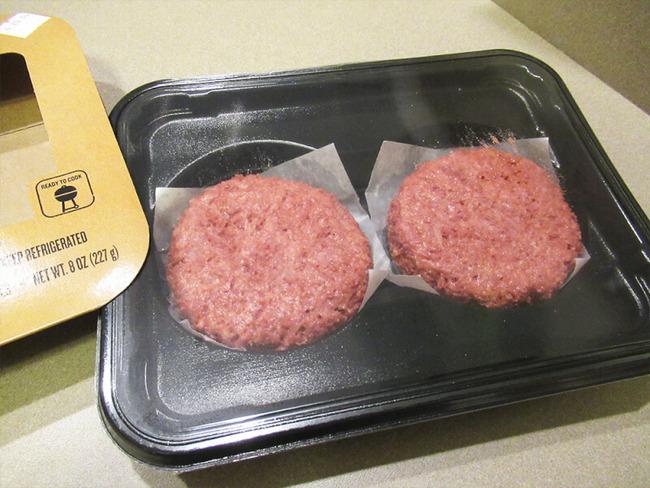 【画像】人工肉、ガチで旨そう😋🍖