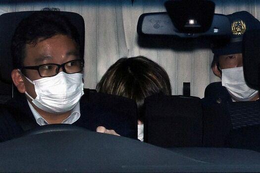伊藤健太郎容疑者の身柄移送姿が話題に