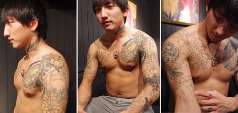 ゴマキの弟の筋肉wwwwwwww