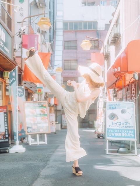 お茶の水女子大のミスコン出場の安藤令奈さん、空手道と合氣道を愛し、呼吸するように上段蹴りキメる