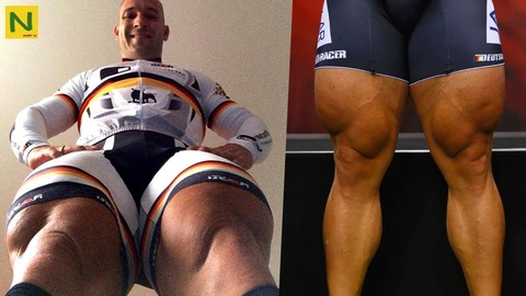 競輪選手の脚ってなんであんな発達してんの?