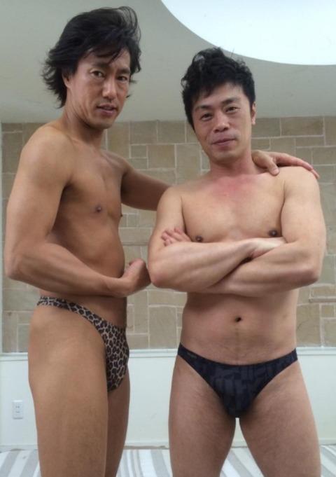 【画像】A.V男優の筋肉wwwwwwwwww