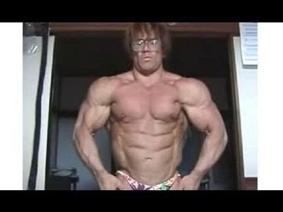 日本一の筋肉を持ちながらダイエットしすぎて餓死したマッスル北村さんの亡くなる前日の画像…