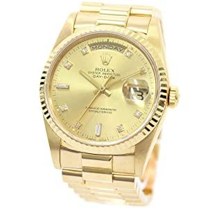 金色の腕時計が欲しいんだけど、どう思う?