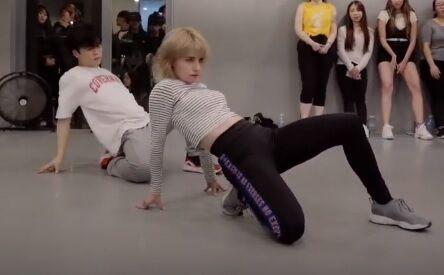 韓国人のダンス、日本人とレベル全然違うくてワロタw