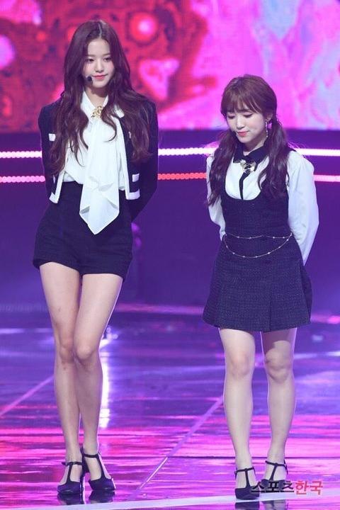 【悲報】日本女と韓国女のスタイルの差がヤバすぎるwwwww