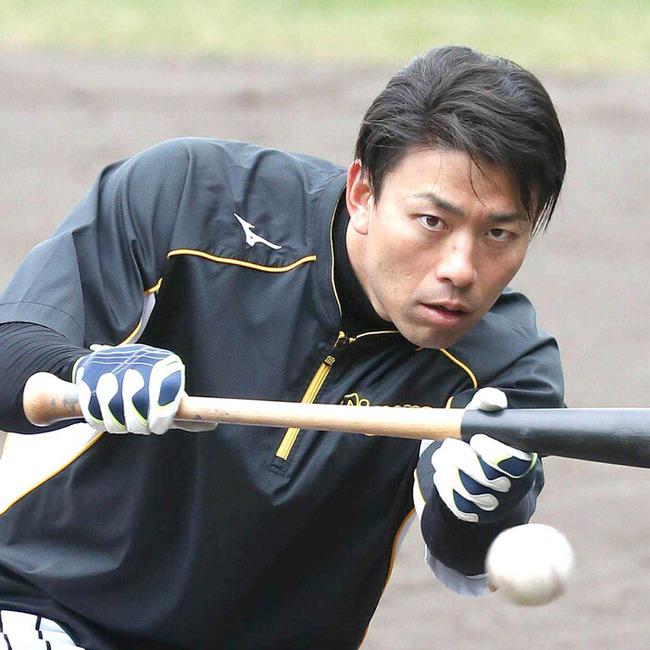 阪神戦力外の伊藤隼太、合同トライアウト参加を表明「全てを出し切れるように」