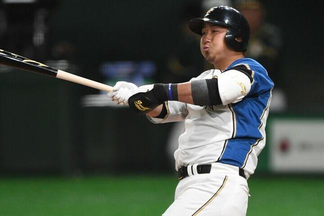 中田翔さん、札ドでHRを9本も損していたことが判明