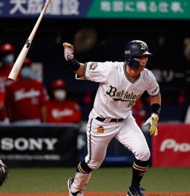 オリックス後藤駿太(27)選手について知っていること