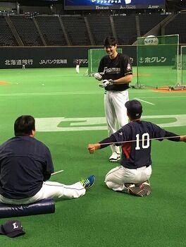 【朗報】山川「もし大谷が今も日本にいて143試合フル出場したらホームラン60本以上打てる」