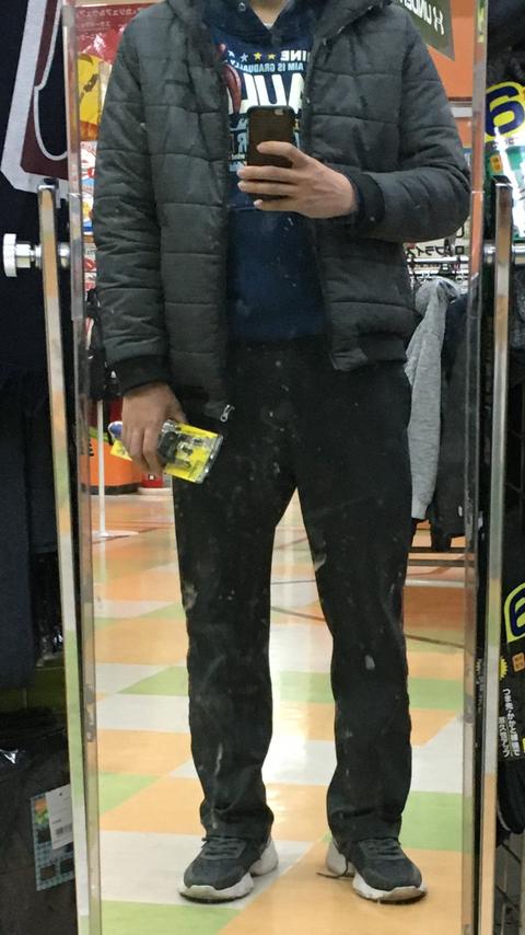 【着画うp】俺のファッションって何がダメなんだろうか?