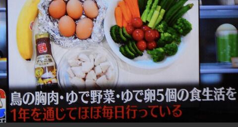 【衝撃】筋トレ民の飯、凄い