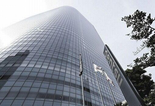 電通、本社ビル売却検討 国内最大級の3000億円規模