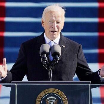 バイデン「マスク義務化します、パリ協定復帰します、WHO復帰します、メキシコの壁廃止します」