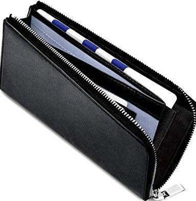 【悲報】男の長財布、ガチで終わるwwwwww