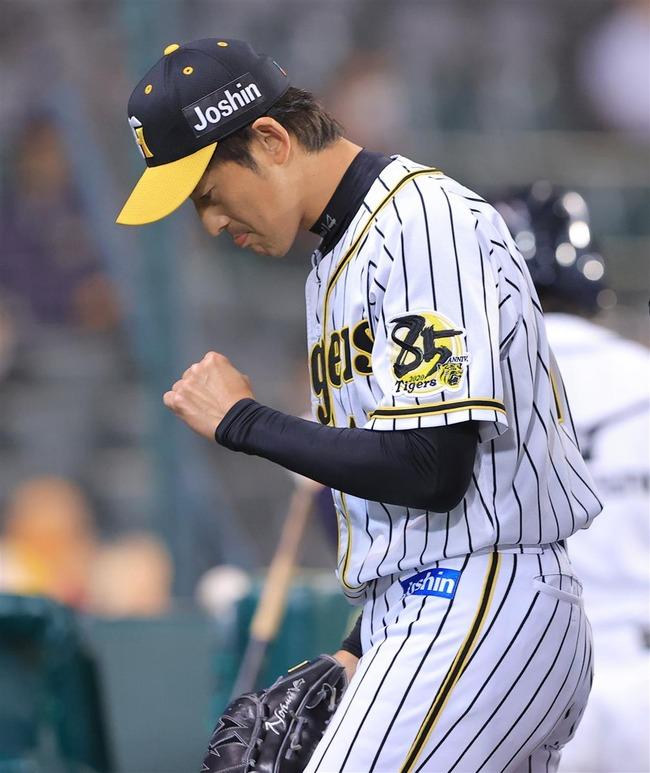 阪神・能見「オリックスは楽しく野球やっている感じ」「阪神でそれはムリ」