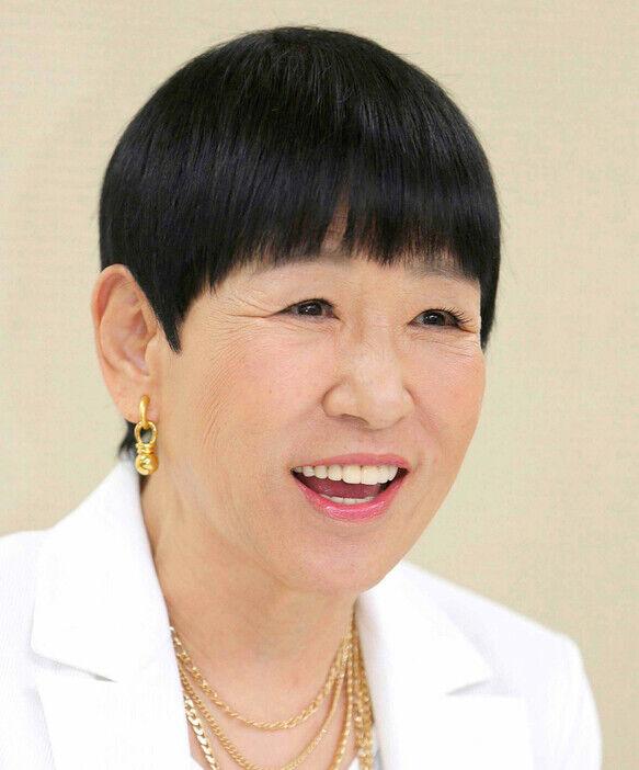 アッコさん「菅首相に会って国民の声を伝えたい。『目が怖い』とか言われてますよ、と」