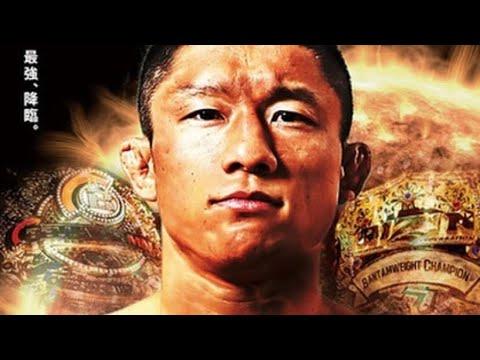 堀口恭司とかいう日本人最強の格闘家wwwwwwwwwww