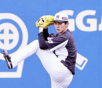【朗報】佐々木朗希(19)の身体が仕上がる 井口監督「もう特別扱いしない。プロ野球選手として扱う」