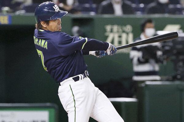 内川さん、ガチでセ・リーグで通用してしまう