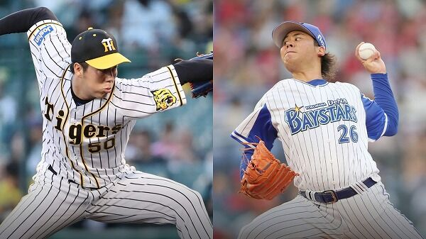 阪神とDeNA、未だに開幕投手を決められない