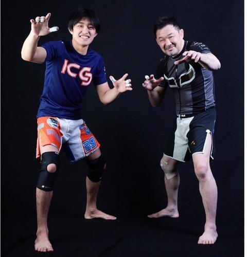 【格闘技】桜庭長男3・12父主催興行でデビュー、プロは否定