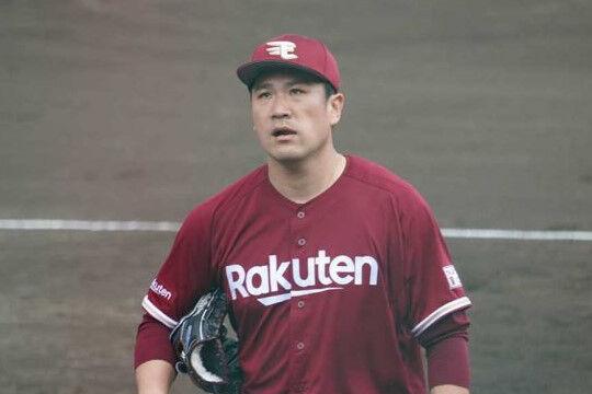 田中 3回2安打2四球1失点 最速148km