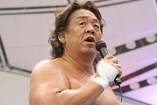 佐々木健介、前田日明、長州力、この中から上司を選らばないといけない