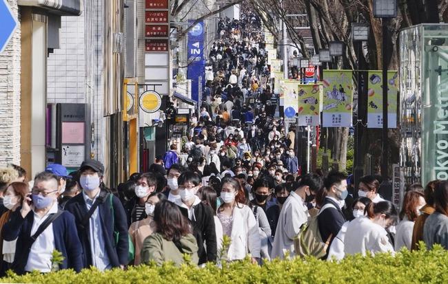 東京都民さん、自粛を自主的に解除する