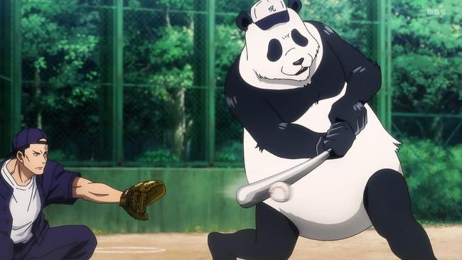 【朗報】アニメ『呪術廻戦』の野球回ωωωωωωωω