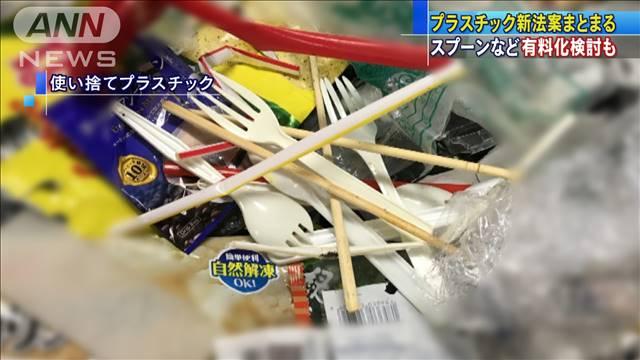 小泉環境大臣「コンビニのプラスチックスプーンを有料化します」