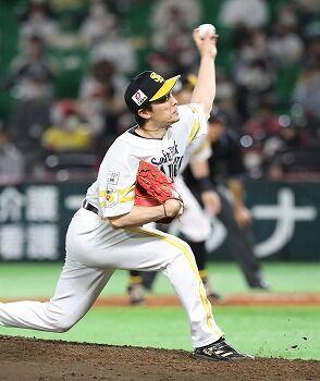 和田毅(40歳)のストレートやっぱりおかしい