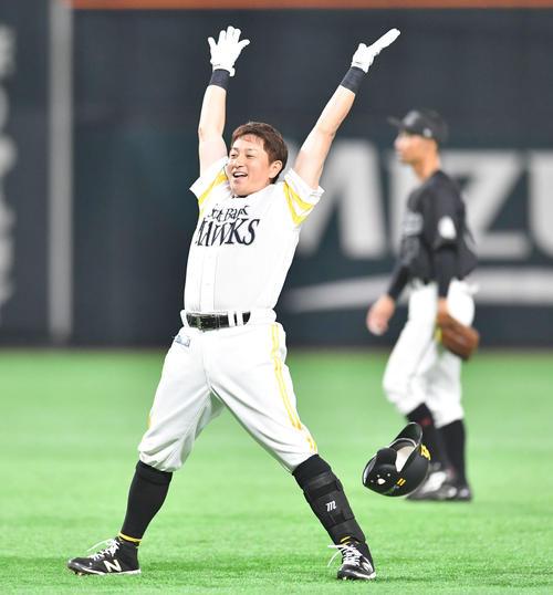 福岡ソフトバンクホークスの代打陣、はっきり言って異常