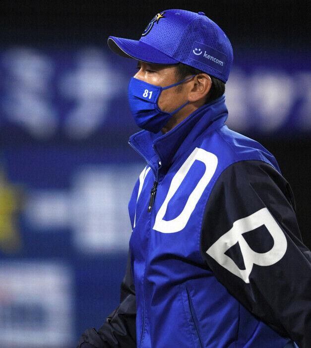DeNA、打線変更実らず5連敗 三浦監督「こういう日もある」