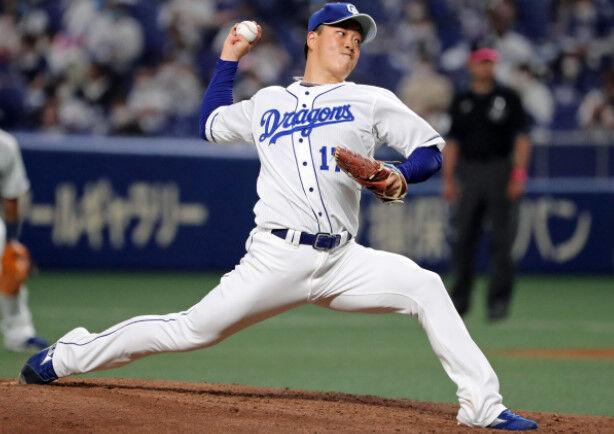 【悲報】セ・リーグ最強投手柳裕也さんのビジター防御率4.17