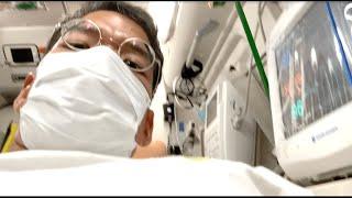 【悲報】人気筋トレYouTuberの芳賀セブンさん、ギランバレー症候群を発症してしまう