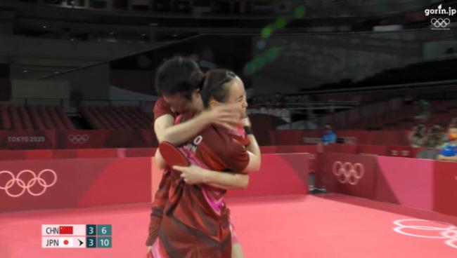 【大金星】日本卓球(水谷&伊藤ペア)、絶対王者の中国を倒し初めての金メダルwwwwwwww