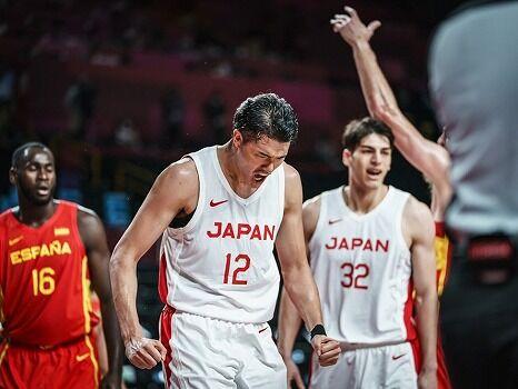 【悲報】バスケ日本代表さん、もうすぐ最大の屈辱を味わってしまう