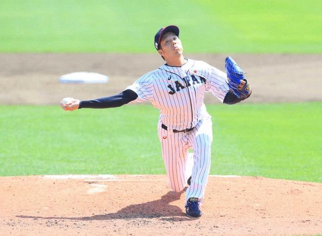侍ジャパン建山投手コーチ「青柳には悪いことをした」