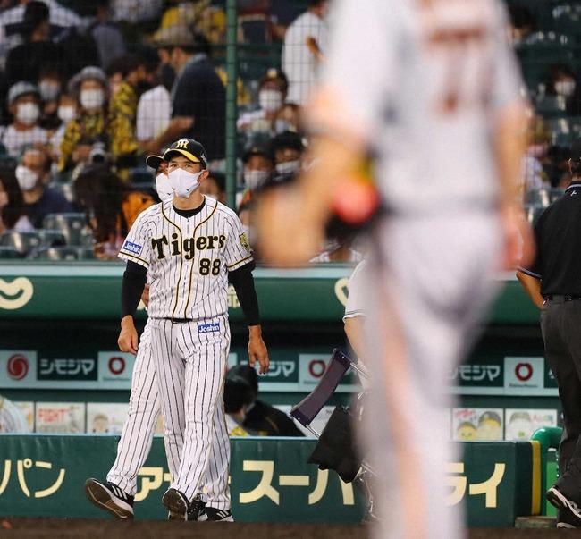 【定期】阪神・矢野監督「菅野もそんなにいいって感じでもなかったんで」
