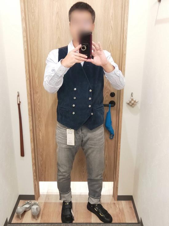 【試着室】ワイの秋ファッション、これで決まるっ!