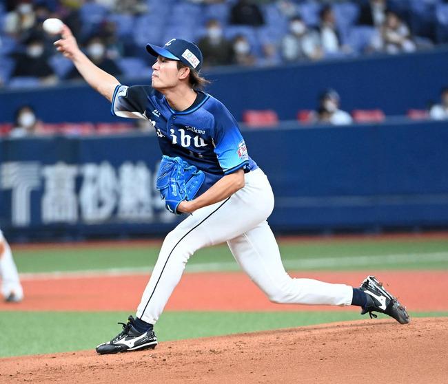 【ほぼ確定】西武・今井(23) 8勝8敗 158.1回 防御率3.30